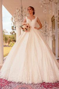 vestido de noiva coleção Luxury