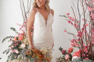 vestido de noiva forro nude ou branco