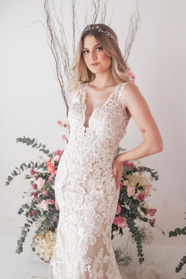 vestido de noiva coleção freedom